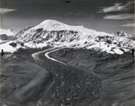 Drop Glacier and Mount Sanford, Alaska