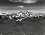 Mount Drum and glaciers, Alaska