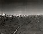 View acrossk Kaliakh Plain, Alaska