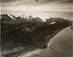 Cape Yakataga and Yakataga Glacier, Alaska