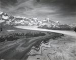 Moore Nanatak, Libbey Glacier, and Mount Auguste with Agassiz Glacier, Alaska