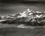 Mount Saint Elias and Samovar Hills, Alaska