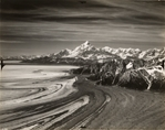 Malaspina Glacier and Mount Saint Elias, Alaska