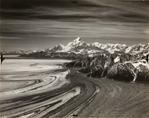 Malaspina Glacier and Mount Saint Elias, Alaska