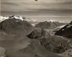 Nunatak Fiord and glaciers, Alaska
