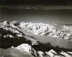 Harvard Glacier and Mount Marcus Baker, Alaska