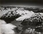 Sheridan Glacier and Sherman Glacier, Alaska