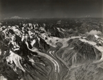 Yanert Glacier area, Alaska