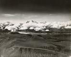 Hayes Glacier and Mount Hayes, Alaska