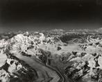 Glaciers south of Hess Mountain and Mount Deborah, Alaska