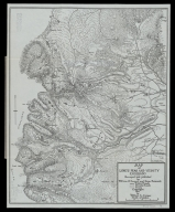 Map of Long's Peak and vicinity, Colorado