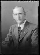 Portraits of Harry B. McClure