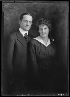 Portrait of Mr. and Mrs. W. S. Withers