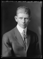 Portrait of Fred Norris