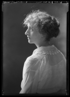 Portrait of Mrs. J. D. McMillen