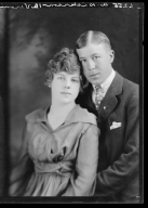 Portraits of Mr. and Mrs. A. Dickerson