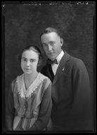 Portraits of Mr. and Mrs. James Walter