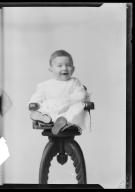 Portraits of child of Ivan G. Beck