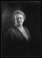 Portrait of Mrs. O. E. Long