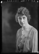 Portrait of Mrs. J. P. Harlan