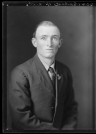 Portraits of George H. Roberts