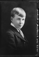 Portraits of son of Mrs. William Firstbrook