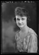 Portraits of Miss M. Hecker