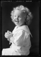 Portraits of child of Francis Reinert, Jr.