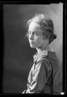 Portrait of Effie Harvey