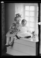 Portraits of children of Mrs. Stanley Miner