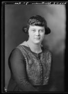 Portrait of Katherine Hartman