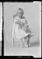 Portraits of child of Mrs. Meyersahm
