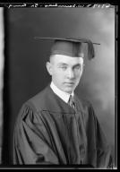 Portrait of F. W. Saunders