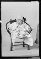 Portraits of child of K. Stolens