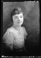 Portrait of Ruth Williamson