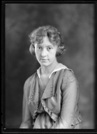 Portrait of Mildred Young