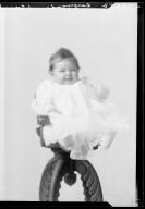 Portraits of child of E. C. Caywood