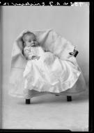 Portraits of child of D. F. Erickson