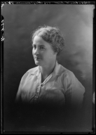 Portrait of Mrs. Lutie Elliott