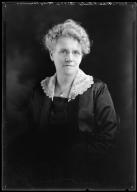 Portrait of Mrs. J. Darby