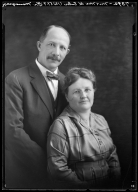 Portrait of Mr. and Mrs. Ed Euler