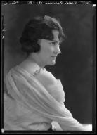 Portrait of Miss Vesta Farmer