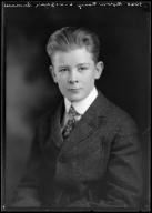 Portrait of G. W. Cory (Byron Cory)