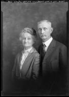 Portrait of Mr. and Mrs. Milburn