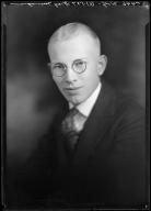 Portrait of L. H. Wolf