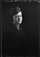 Portrait of Helen Haines