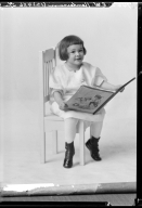 Portraits of child of E. W. Henderson