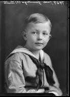 Portraits of child of Jack Jennings