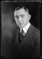 Portrait of Bob Miles (Robert E. Miles)