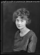 Portraits of Mabel Curnou
